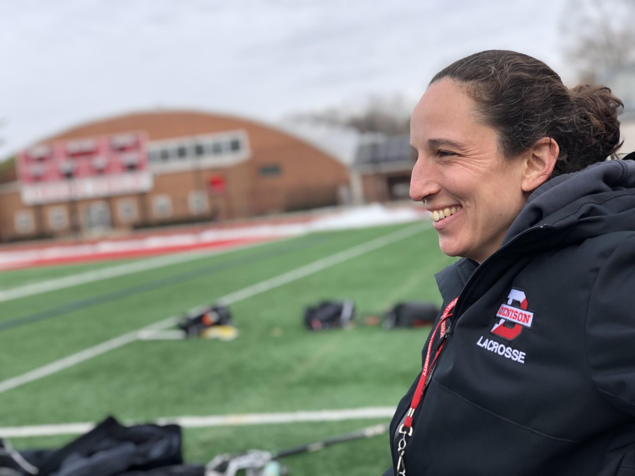 Amanda   Daniels, Head Women's Lacrosse Coach