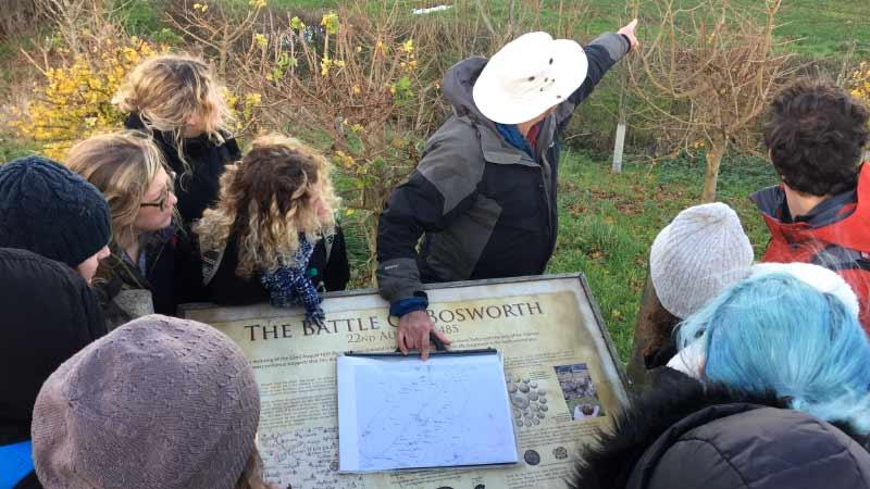 Bosworth Battlefield