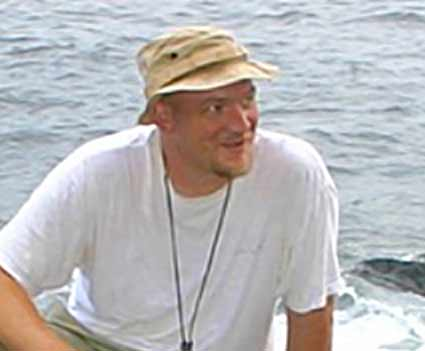 David  Goodwin, Associate Professor of Geosciences