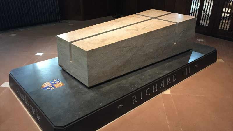 King Richard III's Tomb