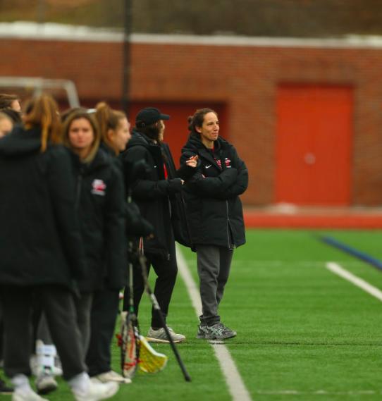 Amanda  Daniels, Head Coach, Denison University