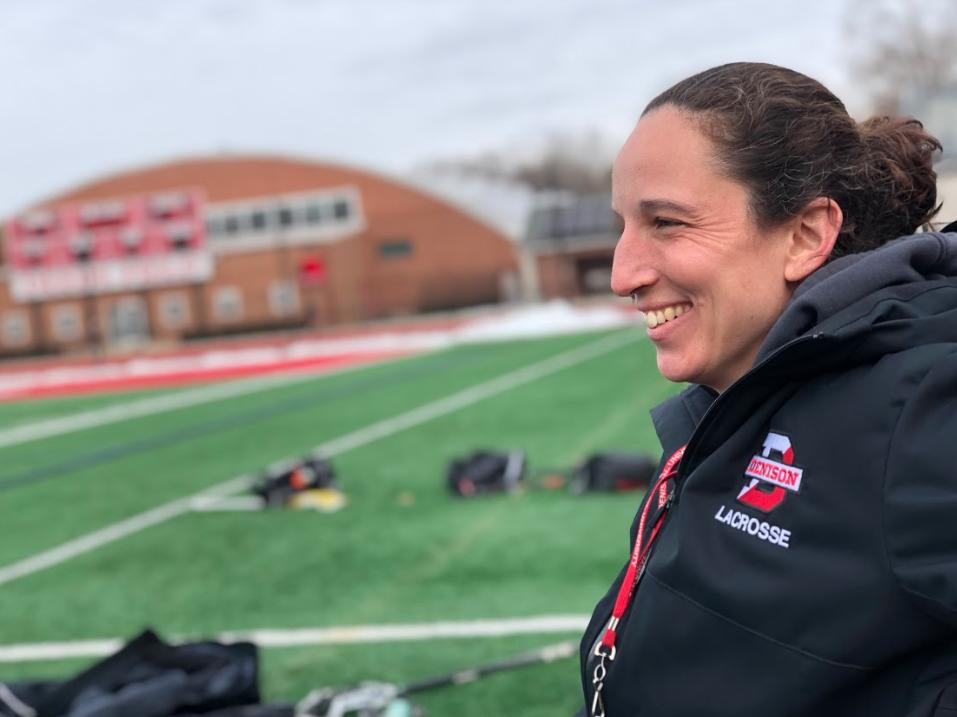 Amanda  Daniels, Head Coach Women's Lacrosse